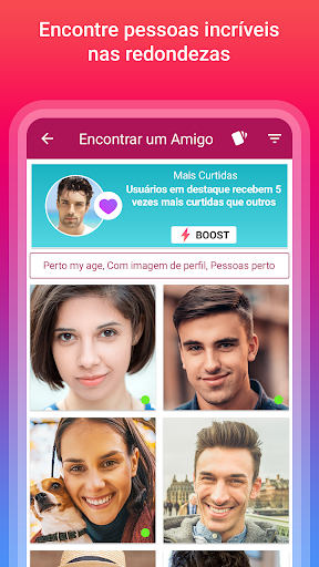 Waplog - Bate-Papo, Encontros, Namoro, Rede Social screenshot 5