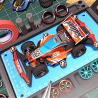 Mini Legend - Mini 4WD Simulation Racing Game on APKTom
