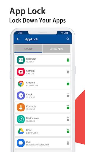 Folder Lock screenshot 7