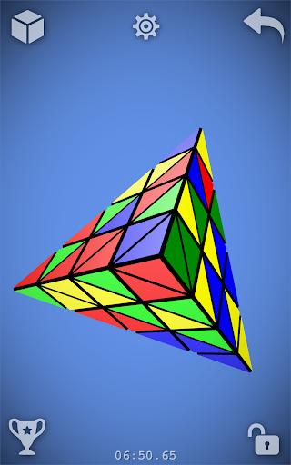 Magic Cube Puzzle 3D 13 تصوير الشاشة