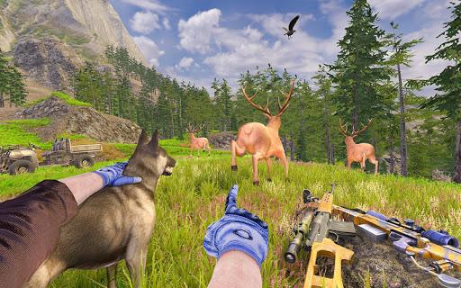 Wild Deer Hunting Adventure: Animal Shooting Games screenshot 5
