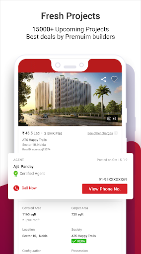 Magicbricks Property Search & Real Estate App скриншот 4