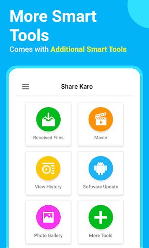 SHARE Go : File Transfer & Share App screenshot 6