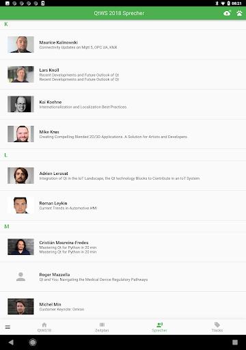 Qt World Summit 2019 Conference App screenshot 13