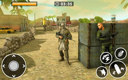 مكافحة الإرهاب مهمة بندقية مهمة 4 تصوير الشاشة