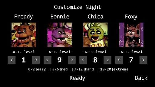 Five Nights at Freddy's screenshot 8