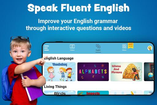 Best English kids app,Top Maths Learning kids app 1 تصوير الشاشة