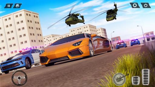 Real Limo Robot Car Transformation Games 2021 screenshot 3