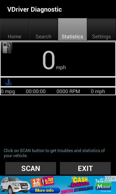 Vdriver Diagnostic 2 تصوير الشاشة