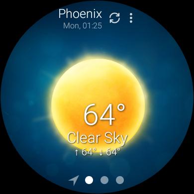 Weather screenshot 16