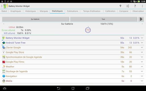 3C Battery Manager screenshot 16
