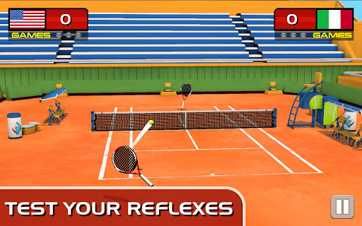 Play Tennis screenshot 3