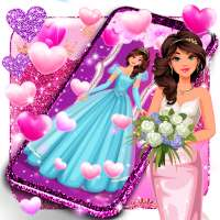 Doll princess live wallpaper on 9Apps