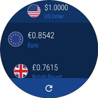 XE Currency Converter & Money Transfers Pro screenshot 7