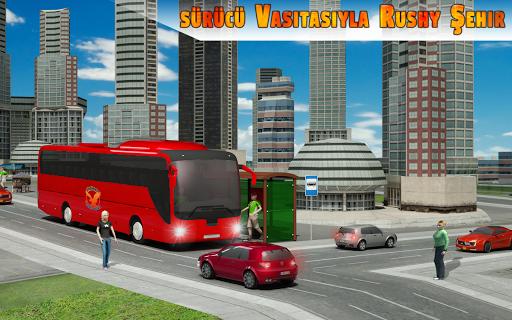 Şehir Otobüs Simülatör 3 BOYUTLU - bağımlılık oyun screenshot 2