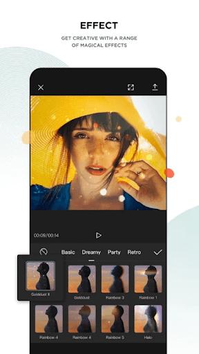 CapCut Guide video editing app screenshot 3
