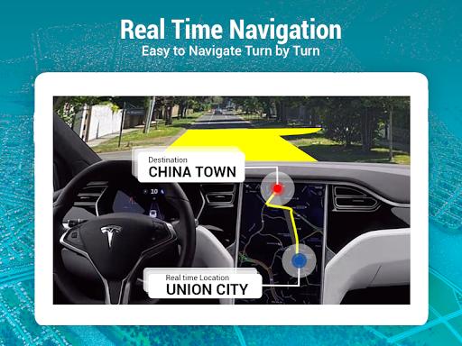 Street View - Panorama 3D Live camera Speedometer screenshot 5