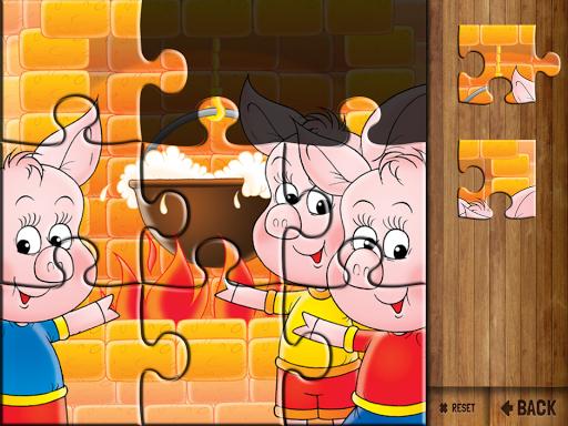 Kids' Puzzles 8 تصوير الشاشة