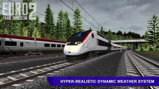 Euro Train Simulator 2 screenshot 4