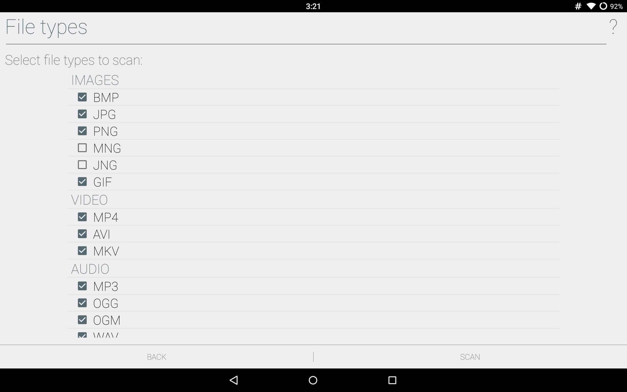 Undeleter Recover Files & Data screenshot 9