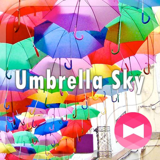 خلفيات وأيقونات Umbrella Sky أيقونة