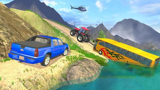 Tractor Pull Simulator Drive: Tractor Game 2020 screenshot 3