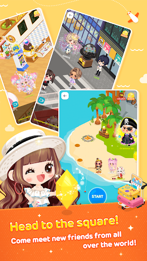 LINE PLAY - Our Avatar World screenshot 12