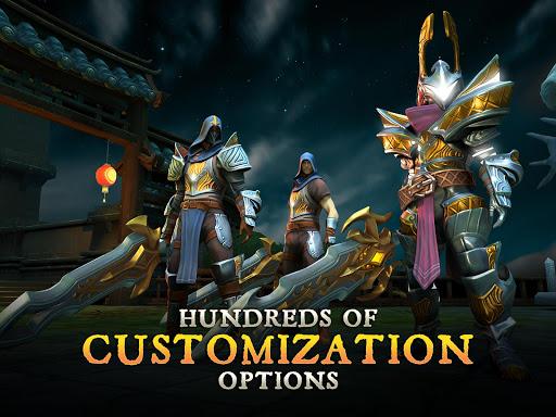 Dungeon Hunter 5 – Action RPG screenshot 11