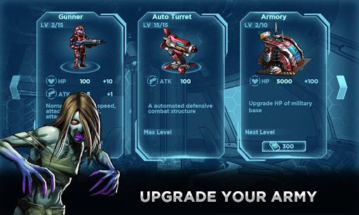 Robots Vs Zombies Attack screenshot 4