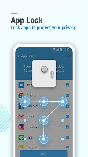Dr. Safety: Free Antivirus, Booster, App Lock स्क्रीनशॉट 4