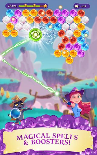 Bubble Witch 3 Saga 18 تصوير الشاشة