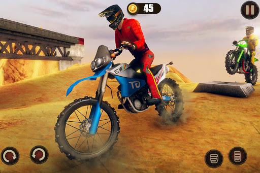 Impossible Bike Stunt Master 3D - New Moto Bike 1 تصوير الشاشة