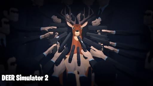 Deer Simulator 2 Game - Hero Gangster Crime City screenshot 1