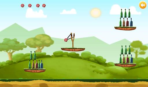 Bottle Shooting Game screenshot 14
