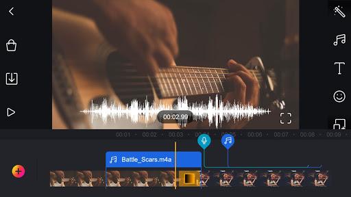 Film Maker Pro – Видеоредактор, фото и Эффекты скриншот 7