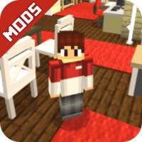 Furniture MOD para Minecraft PE on APKTom