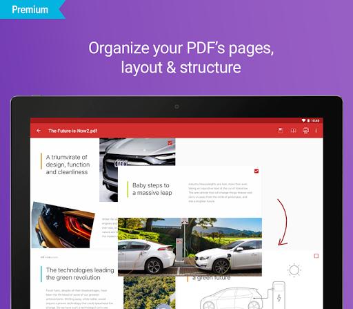 PDF Extra - Scan, View, Fill, Sign, Convert, Edit screenshot 12