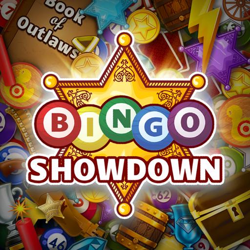 Bingo Showdown - ألعاب البنغو المباشرة أيقونة