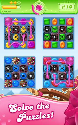 Candy Crush Jelly Saga 21 تصوير الشاشة