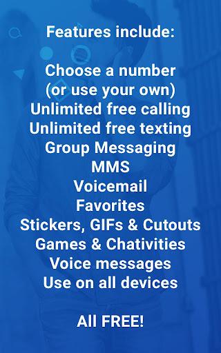 Nextplus Free SMS Text   Calls screenshot 14
