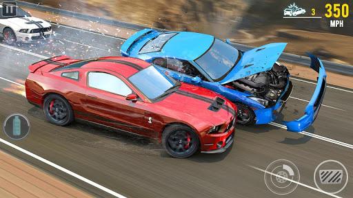 Crazy Car Traffic Racing Games 2020: New Car Games screenshot 3