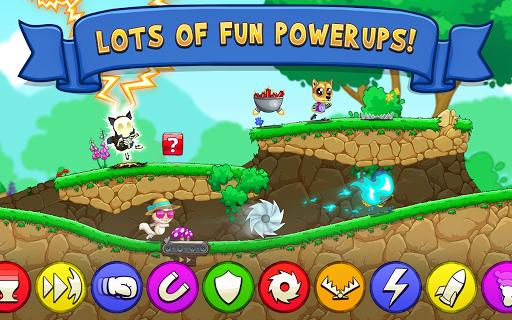 Fun Run 3 - Multiplayer Games screenshot 7