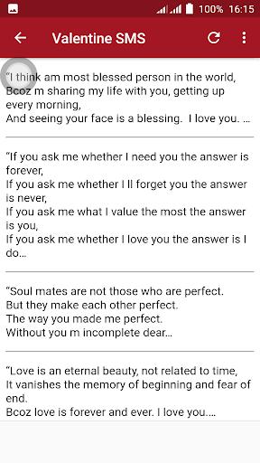 Love SMS Text Messages screenshot 4