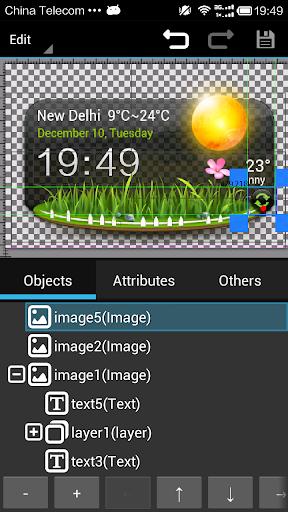 XWidget 1 تصوير الشاشة