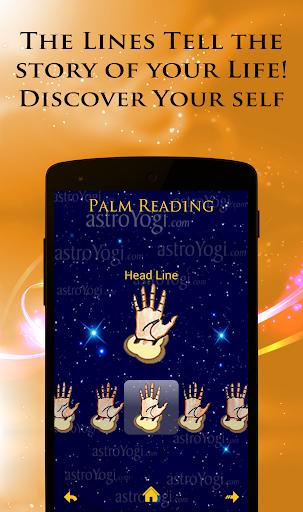 Palm Reading 24 تصوير الشاشة