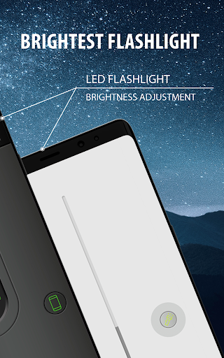 Color LED Flashlight Selene & FLASH screenshot 2