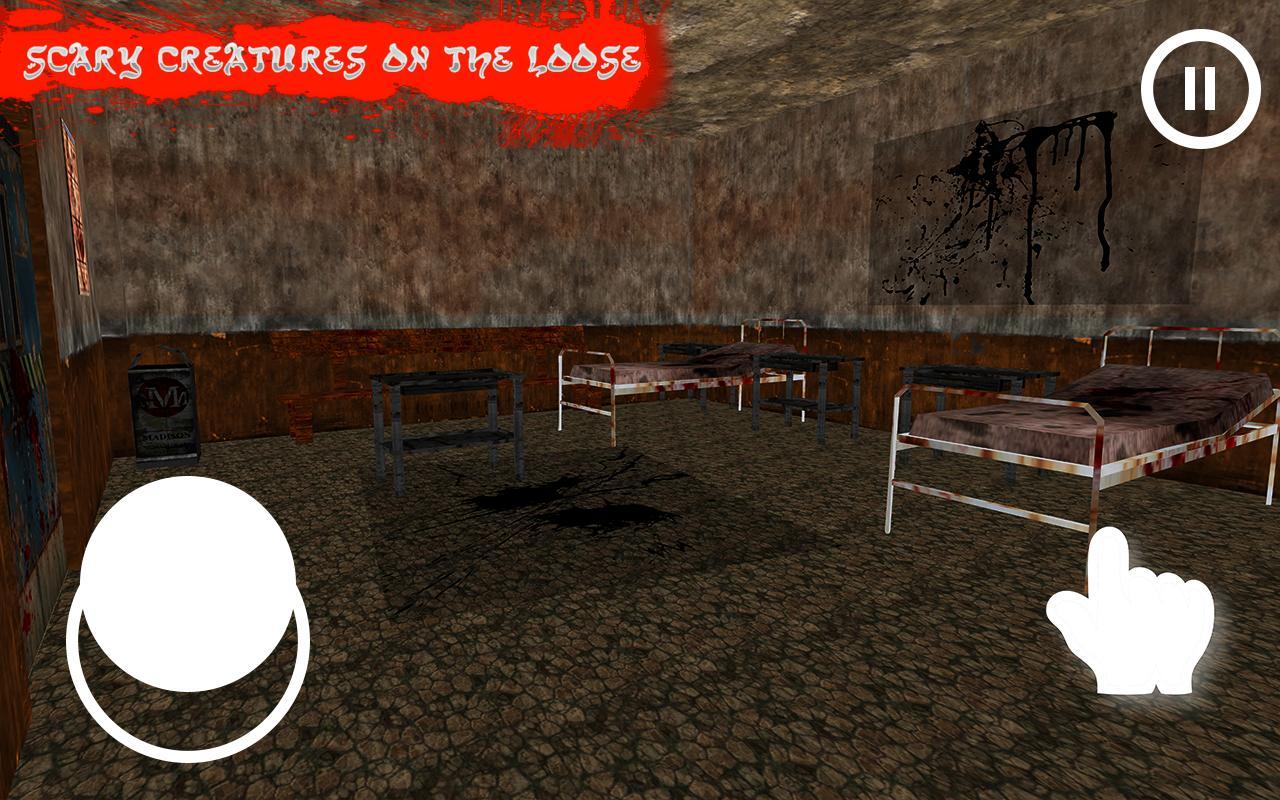 horror Scary granny Escape House :New Horror Game 2 تصوير الشاشة