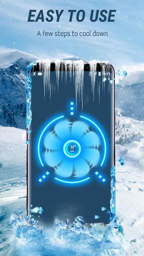 CPU Cooler - Cooling Master, Phone Cleaner Booster screenshot 2