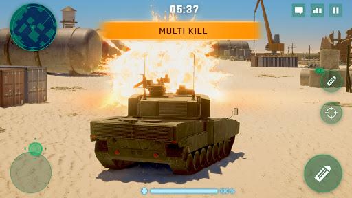 War Machines: Best Free Online War & Military Game 4 تصوير الشاشة