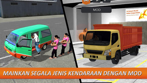 Bus Simulator Indonesia screenshot 6
